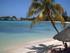 La plage à l'Île Maurice