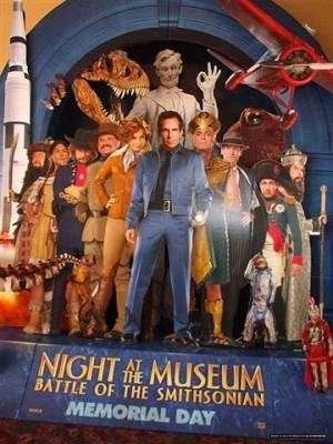 la Nuit au musée