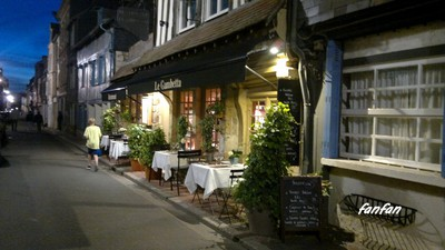 Restaurant Honfleur Bon Rapport Qualit Ef Bf Bd Prix