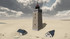 Lieux insolites : phare de Rub
