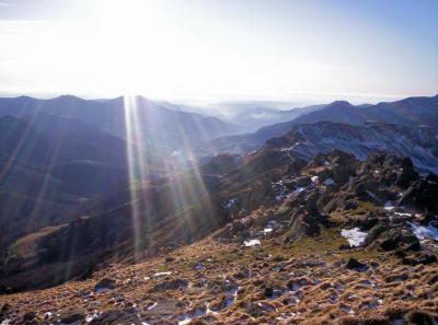 La vallée de Mandaille (du Peyre Arse)