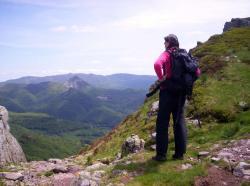 Vue sur le Puy Griou