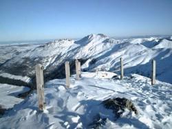 Le Payre Arse vu du sommet du Puy Mary