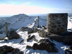 Le Chavaroche vu du sommet du Puy Mary
