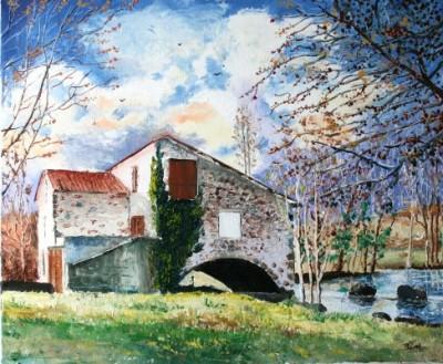 Moulin de Caillac: 160 €