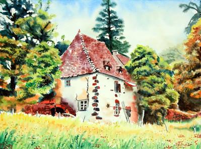 Moulin de la passoune