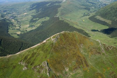 Sommet du puy mary sud