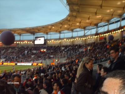 Le stadium de Toulouse..