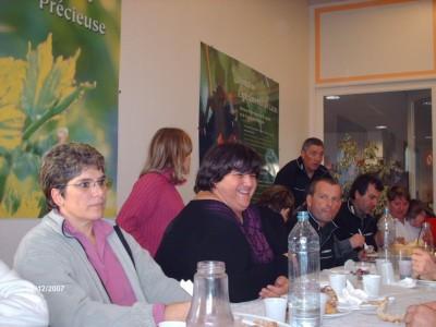 Le repas Telethon 2007