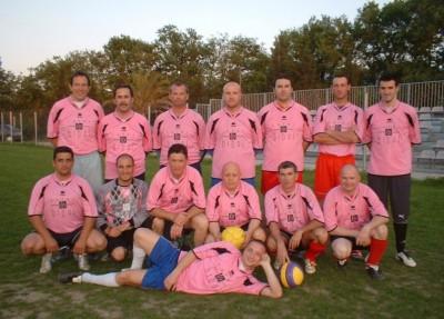 l'équipe 2005