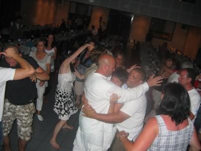 La danse des Toulousains...