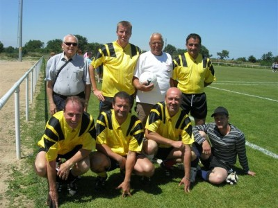 Les vainqueurs du challenge 2009..