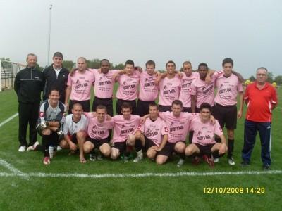 Equipe du début de saison 2008