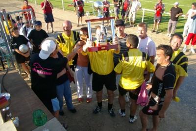 Les vainqueurs 2009