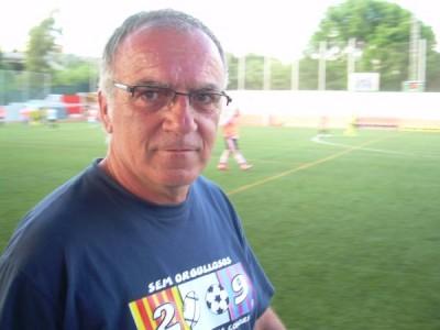 L'un des coaches...Pierre-Jean