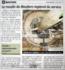 Un rouet neuf au Moulin de Moutiers