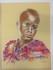 Portrait enfant africain