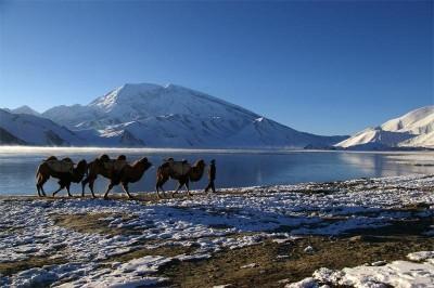 Lac Karakul - Xinjiang