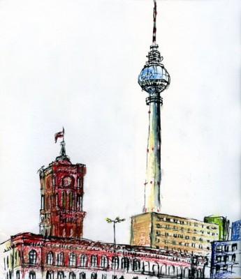 MAIRIE DE BERLIN