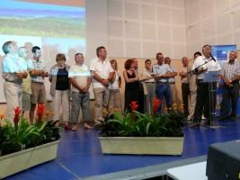 Antoine Sanchez (Réception BPS - PIRégion juillet 2007.