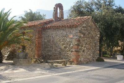 La chapelle St Sébastia