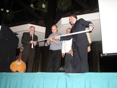 Canada : Gatineau - Ottawa en juin 2007 avec José Carlos.