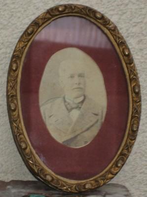 Portrait d'Achille Vassal (archive famille)