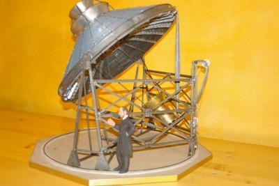 Modéle réduit échelle 1/10,4 réalisé par Amand Darbon