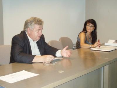 André Joffre, Président du Club EnR 66.