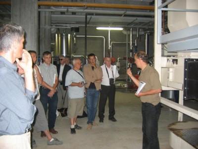 Visite commentée juin 2006