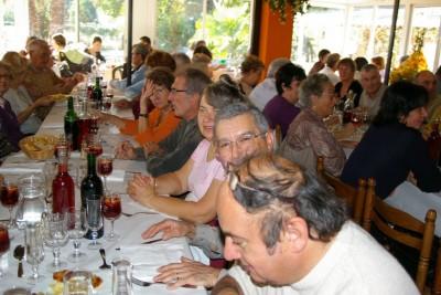 Repas des Adhérents ...AG 2007