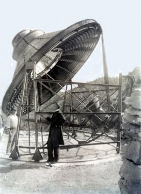 """Le four solaire """"Himalaya Sorède 1900"""