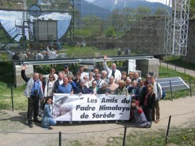 Visite FS Mont Louis (2006)