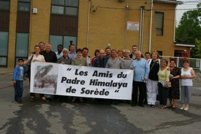 Gatineau : Avec nos amis de l'association portugaise