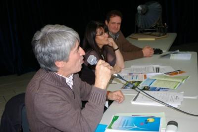 Lundi 23 février 2009 réunion Géothermie à Argelès