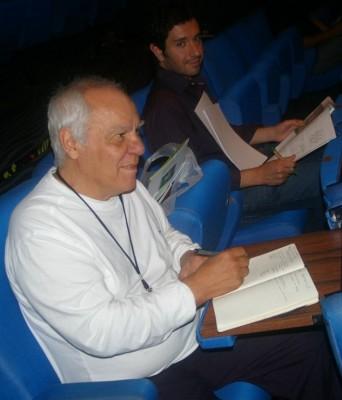 Le professeur Jacinto rodrigues 0 derbi 2009.