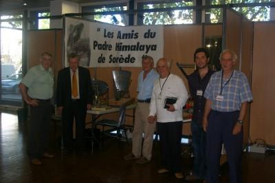 Le professeur Jacinto rodrigues à Derbi 2009.