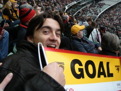 Mathieu goal