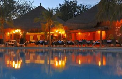 Hôtel Neptune, Saly Sénégal