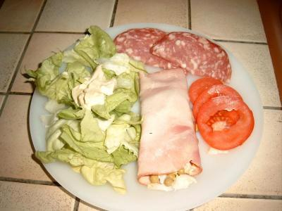 Recettes cuisine photos vid o for Entree froide legere