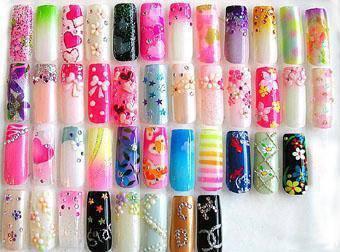 faux ongles: trop kawaii lol !! dans les tuyaux pour filles Japan-kawai118114028191_gros