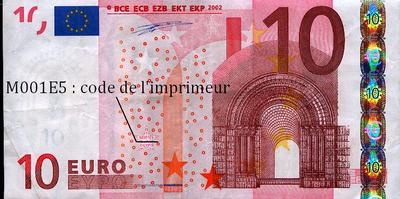 billet de banque a imprimer pour jouer