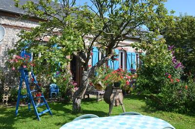 Le jardin d'agrément de Régine