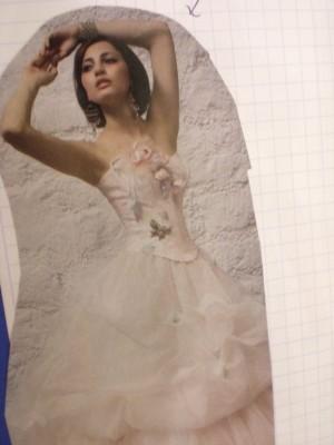 robe très originale