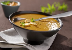 Une petite soupe
