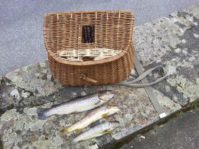 fil de pêche hameçon