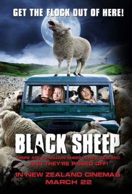 Affiche Black Sheep
