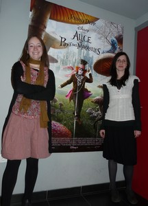 Amélie et Jennifer