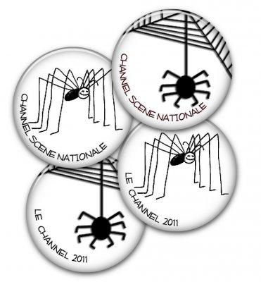 visuel araignées