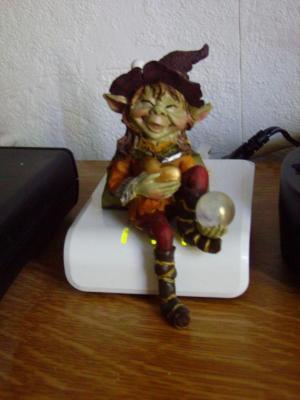 Un elfe sur la Fonera